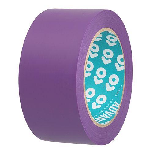 AT7 FLAME RETARDANT PVC rs707_purple_50mmx33m
